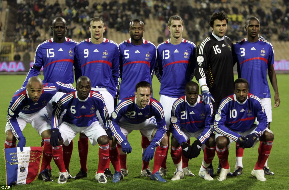 football france national