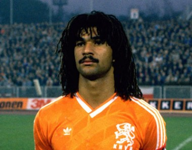 Ruud Gullit more than a soccer player