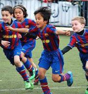 The new messi