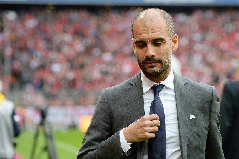 Top 30 Highest Paid Football Managers Guardiola